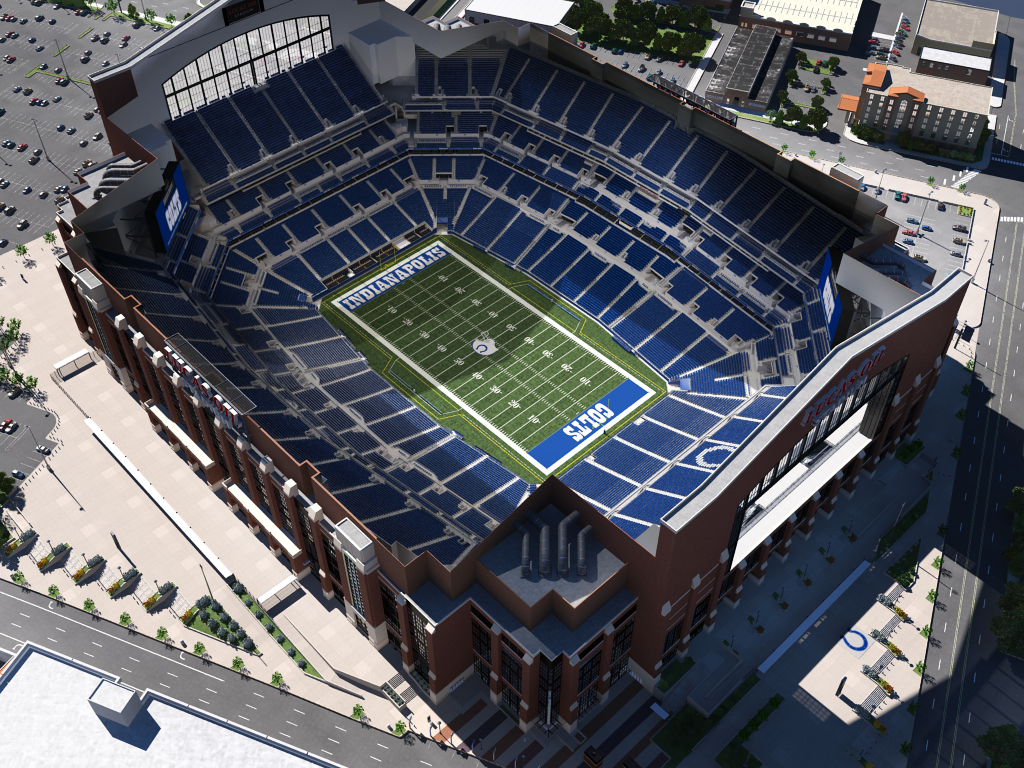 Image Gallery Indianapolis Colts Stadium