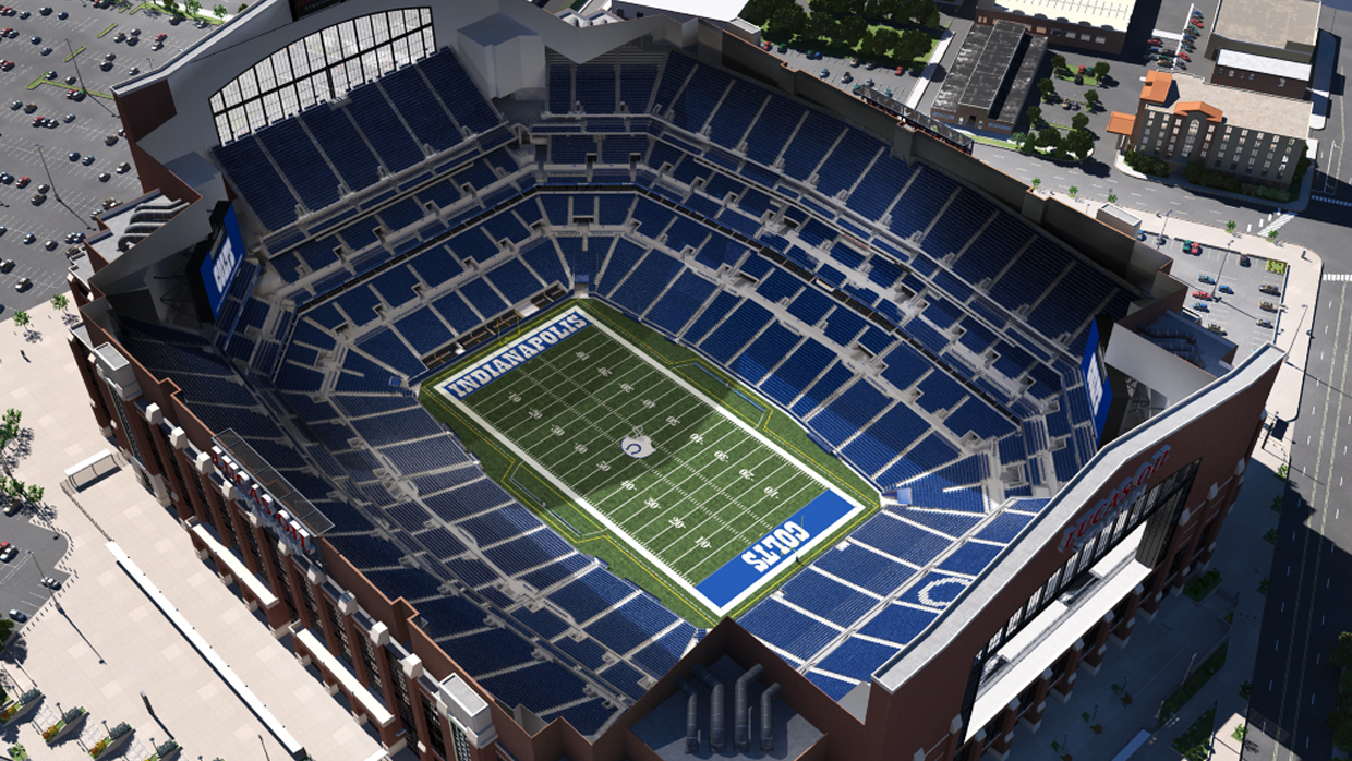 Indianapolis Colts Virtual Venue By Iomedia